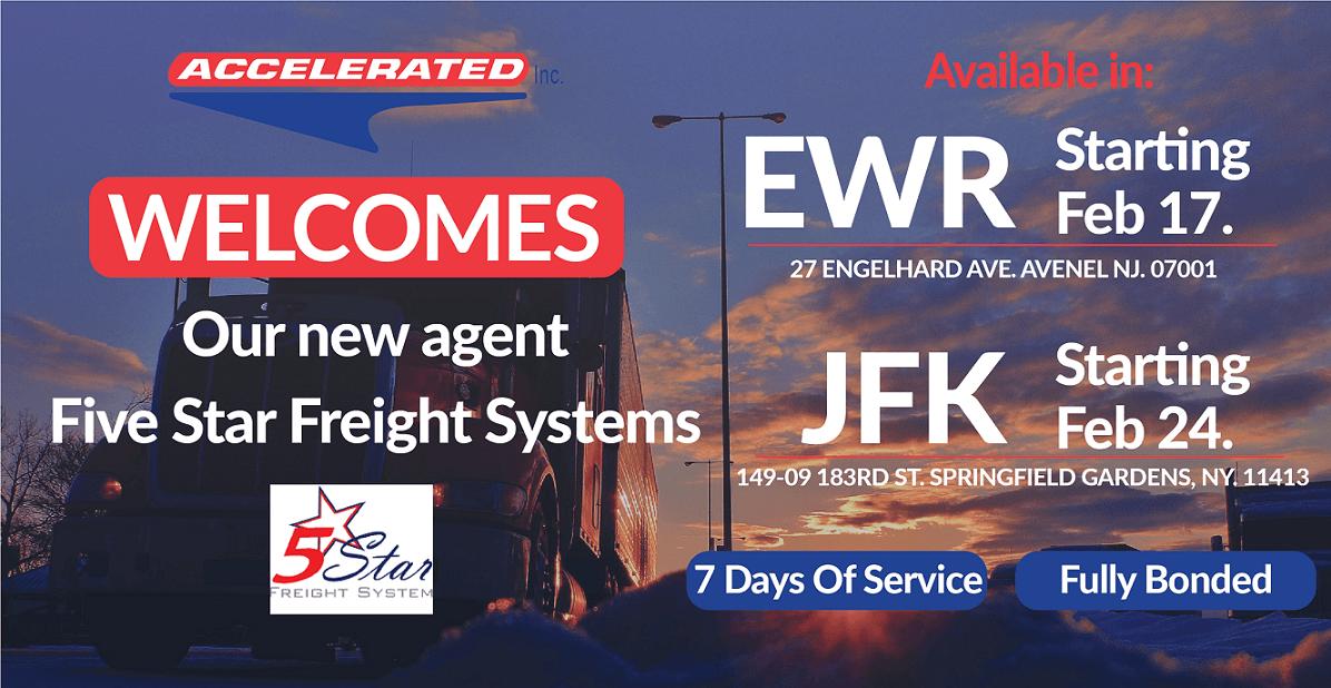 New Agent in EWR & JFK